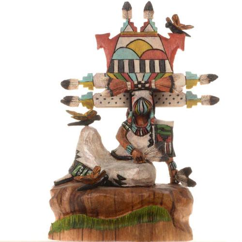 Cottonwood Hopi Kachina Doll 23876