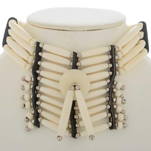 Indian Bone Choker 27425