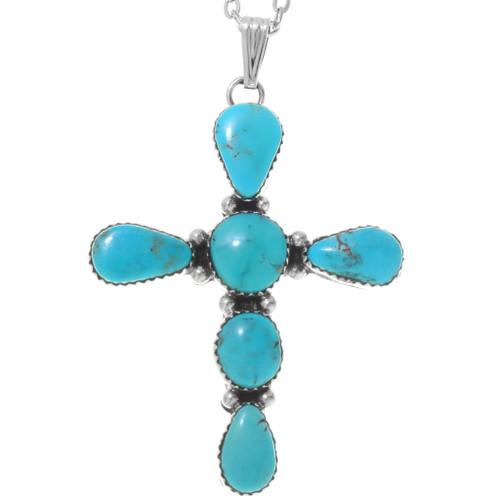 Bisbee II Turquoise Pendant 29263