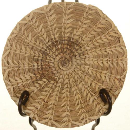 Vintage Papago Indian Tray 26086