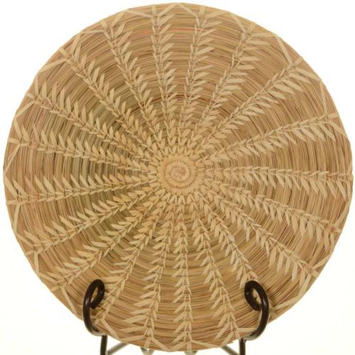Vintage Tohono O'odham Basket 25778