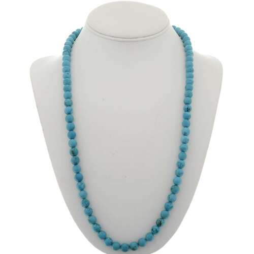 Navajo Beaded Necklace 23627