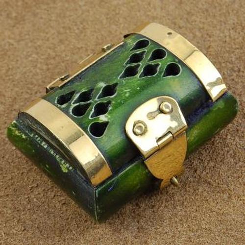 Quality Genuine Bone Treasure Chest Jewelry Gift Box 1