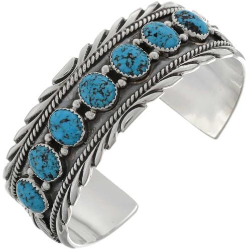 Spiderweb Turquoise Bracelet 27311