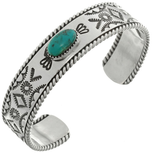Genuine Bisee Turquoise Cuff 25480