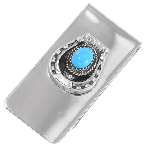 Horseshoe Pattern Money Clip 28993