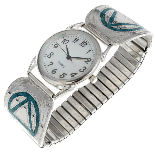 AA Recovery Turquoise Watch 24490