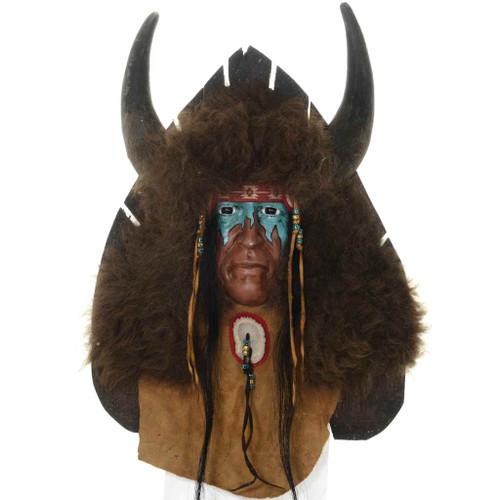 Bison Hunter Spirit Mask