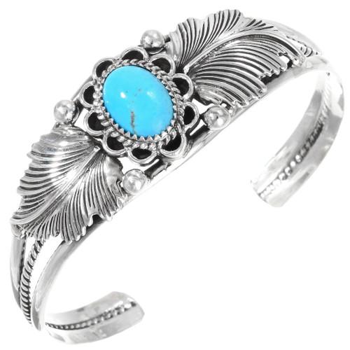 Kingman Turquoise Bracelet 27690