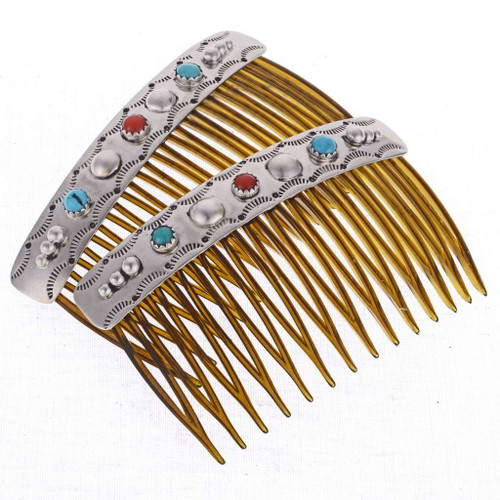 Navajo Hair Combs 23390