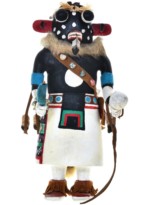 Zuni Corn Kachina Doll 29733
