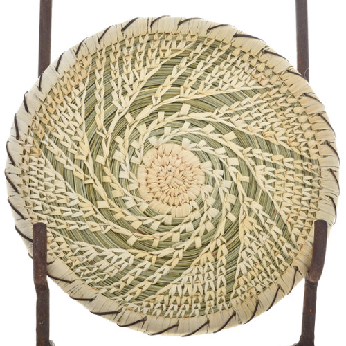 Tohono O'odham Swirl Plate
