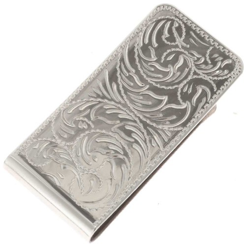 Western Style Money Clip 25156