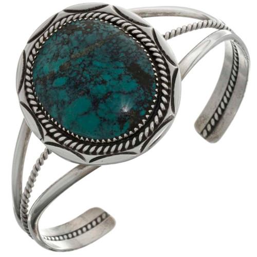 Genuine Turquoise silver Bracelet 14621