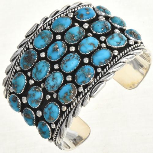 Turquoise Cluster Bracelet 27888