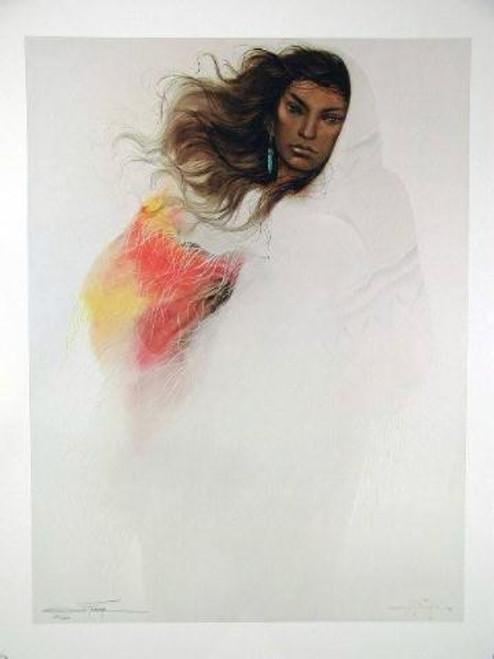 "Ozz Franca ""Navajo Winter"" Limited Edition Print"