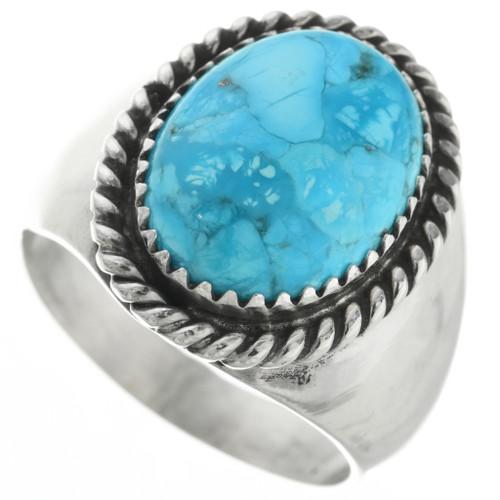 Native American Mens Ring 22834