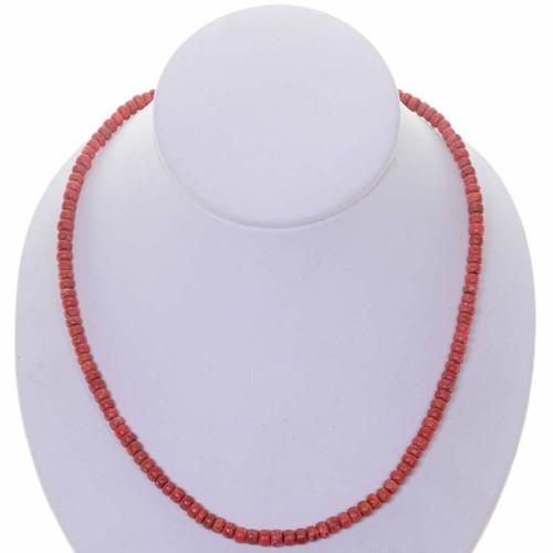Orange Coral Beads 25671