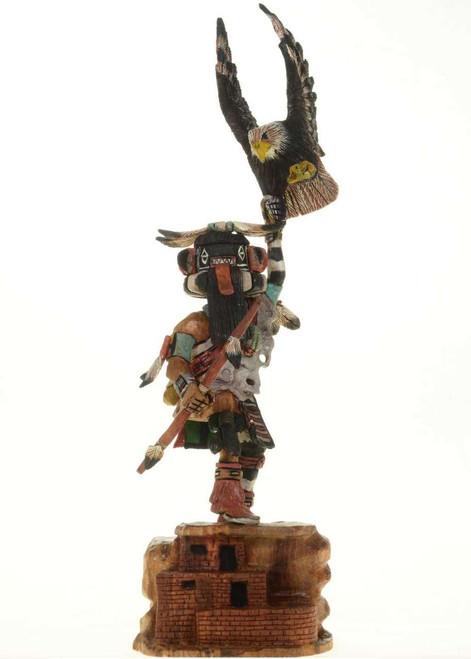 Left Hand Hunter Kachina 24684