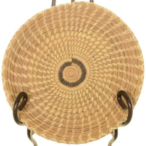 Vintage Tohono O'odham Tray 25801