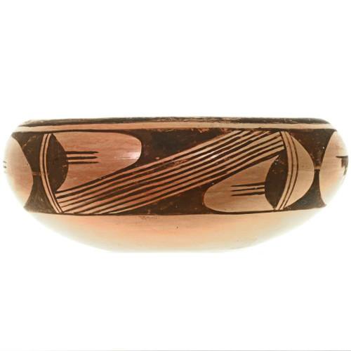 Pueblo Pottery Bowl