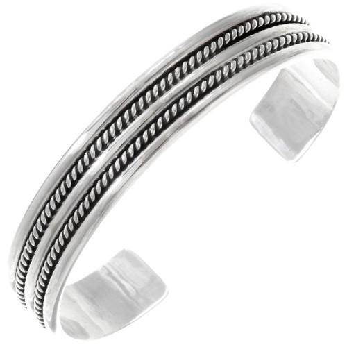 Sterling Cuff Bracelet 12894