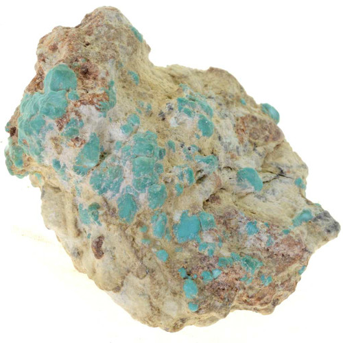 Gem Grade Turquoise Rough 21466
