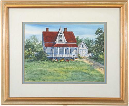 Original Watercolor Painting 27133