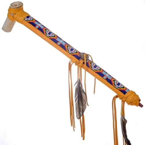 Plains Indian Peace Pipe 24570