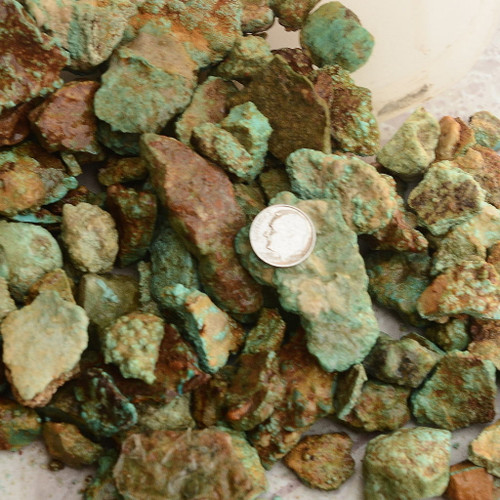 Turquoise Rough For Sale 26372