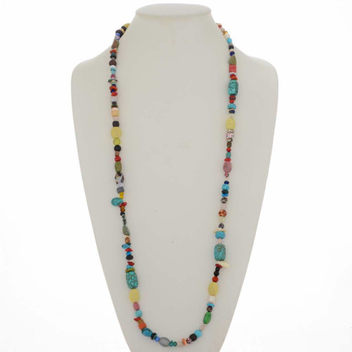Southwest Treasure Bead Necklace 25887