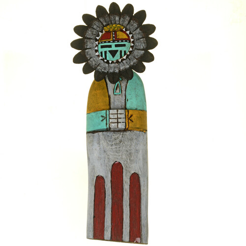 Sunface Hopi Kachina