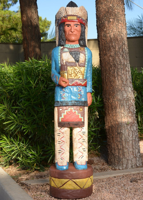 Cigar Store Indian 33972