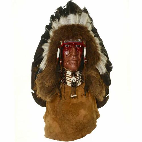 Indian Chief Spirit Mask 26297