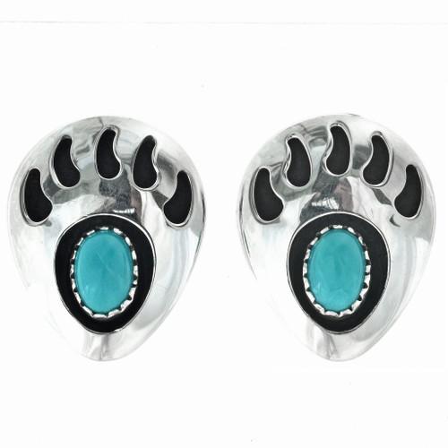 Bear Paw Southwest Earring Studs 24579