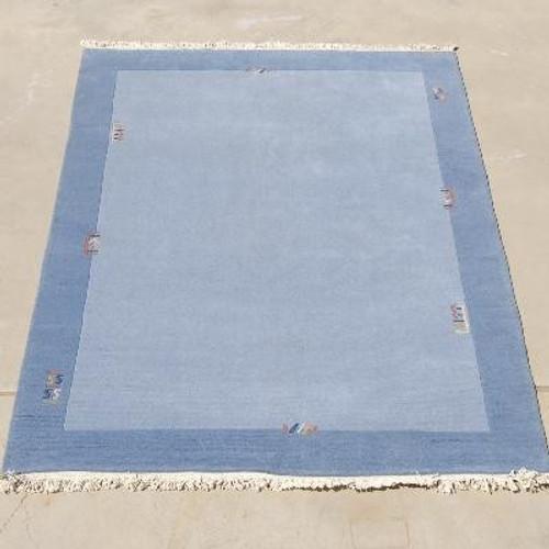 Wool Plush Pile Rug 25123