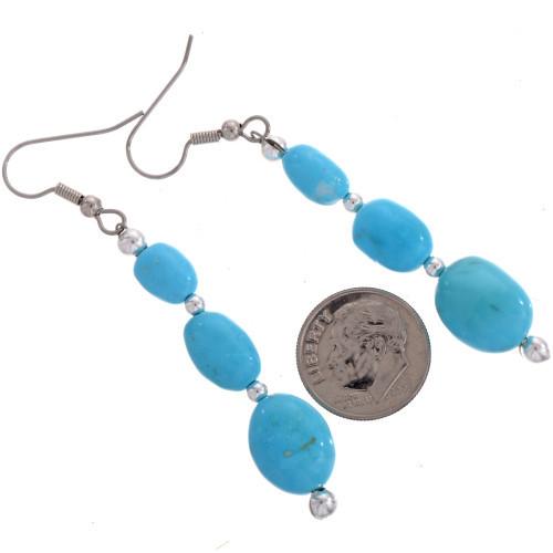 Navajo French Hooks Earrings 28228