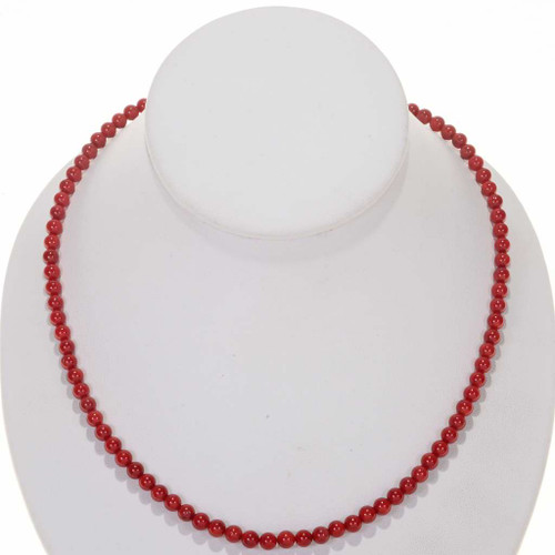 Bamboo Coral Beads 25539