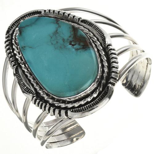 Large Turquoise Cuff Bracelet 18362