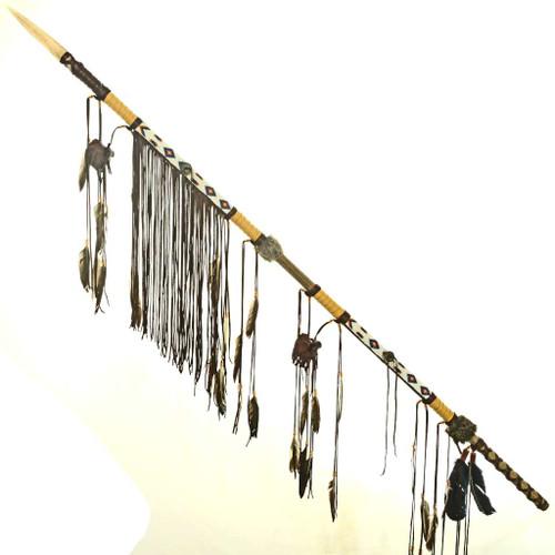 Ceremonial Warrior Spear 26907