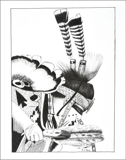 Western Decor Print