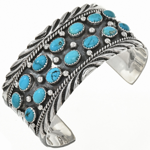 Sleeping Beauty Turquoise Bracelet 29207