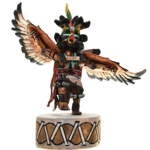 Hopi Eagle Dancer Kachina Doll 23289