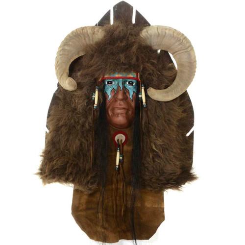 Sheep Hunter Spirit Mask