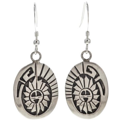Kachina French Hook Earrings 29938