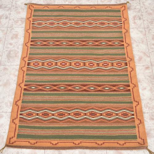 Vintage Navajo Wool Rug 30094