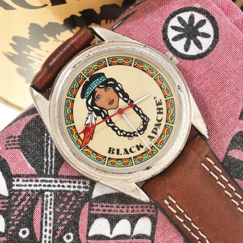 Indian Princess Watch Face 90996