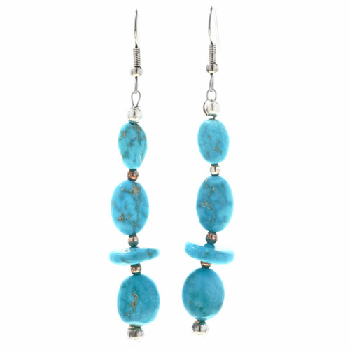 Turquoise Dangle Earrings 31082