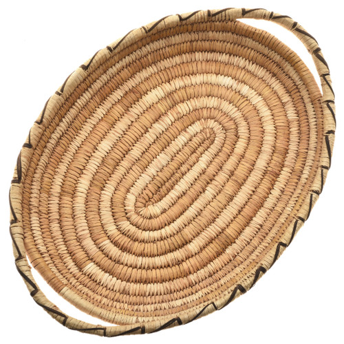 Vintage Papago Indian Basket 30257