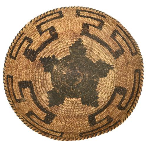 Vintage Papago Pima Basket Bowl 30267